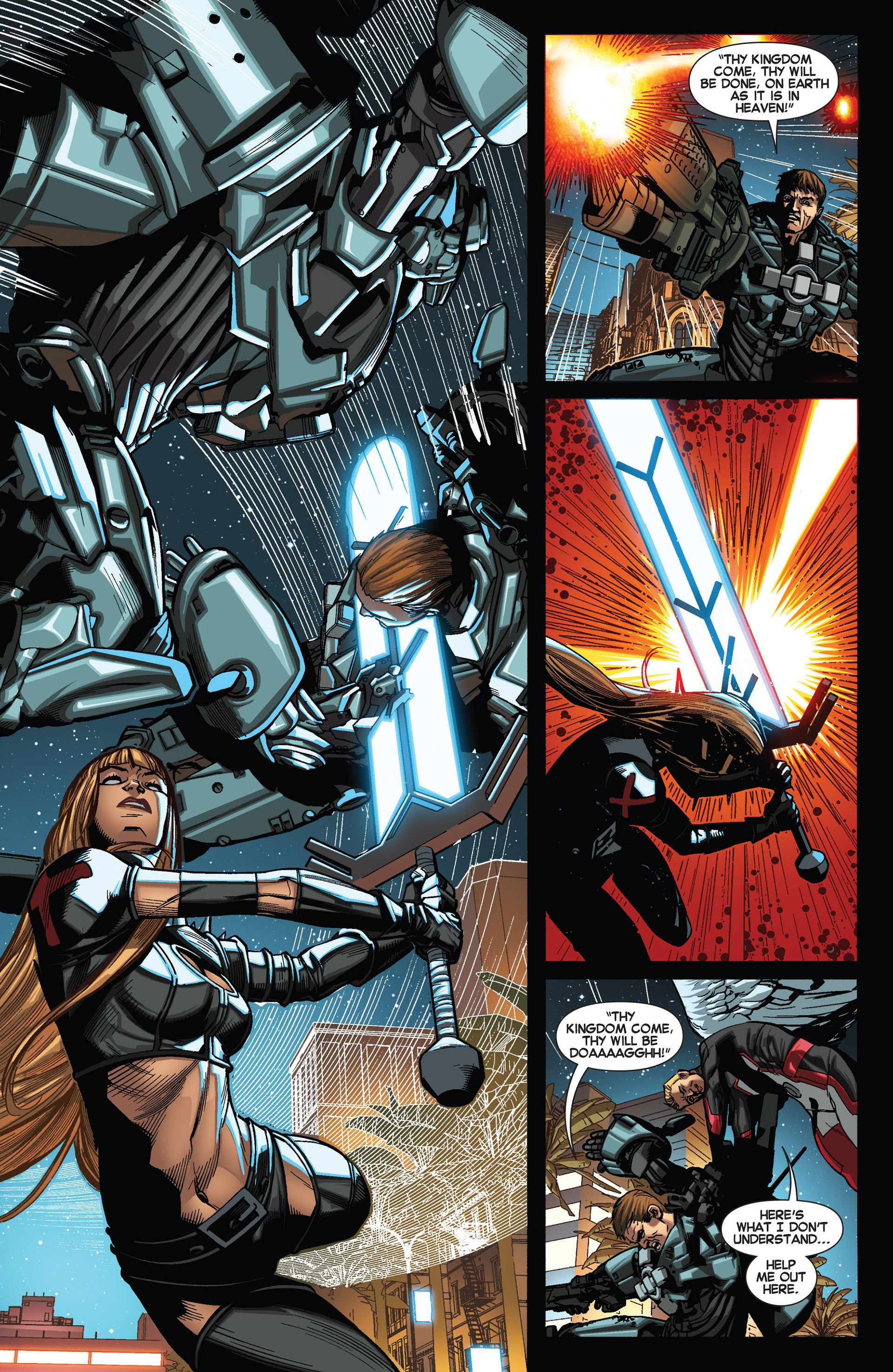 Read online All-New X-Men (2013) comic -  Issue #19 - 10