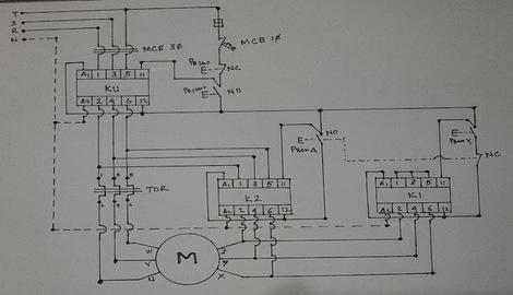 star delta wiring diagram electrical engineering updates rh electricalupdates1 blogspot com Residential Electrical Wiring Diagrams Residential Electrical Wiring Diagrams