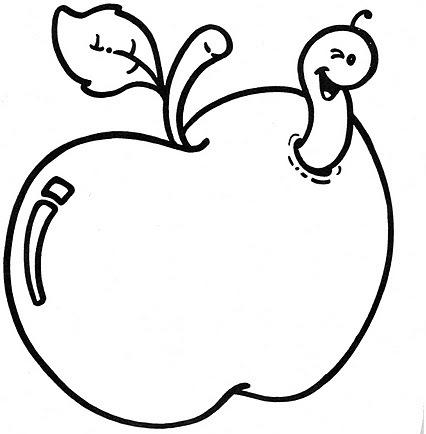 Desenhos De Maca Para Colorir Riscos Moldes E Figuras De Maca