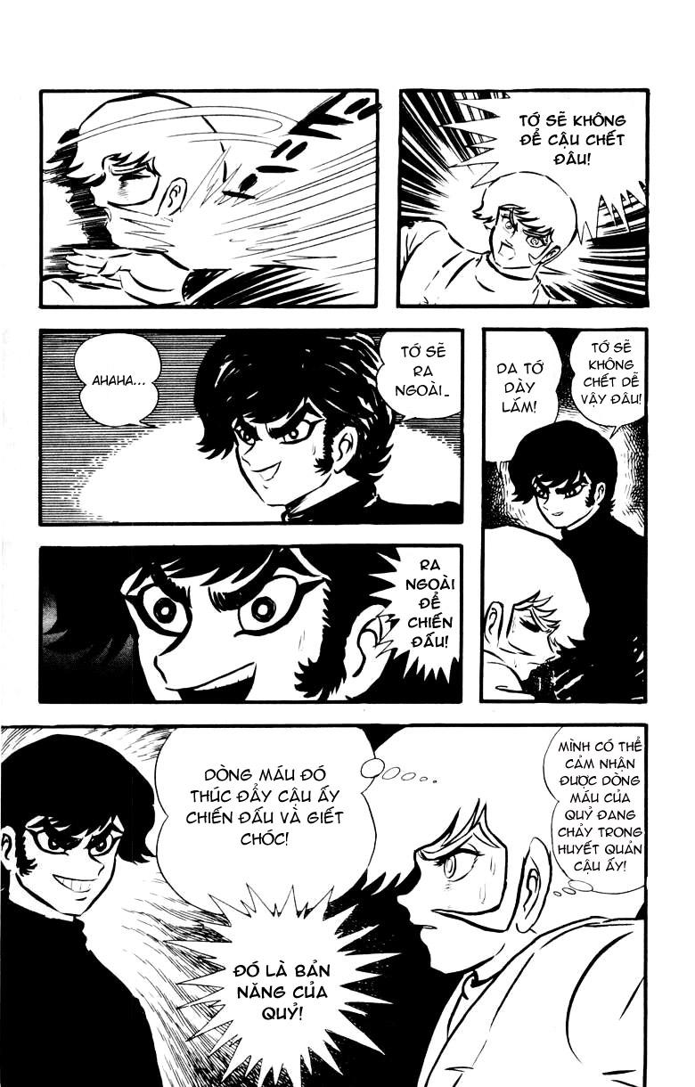 DevilMan chapter 18 trang 8