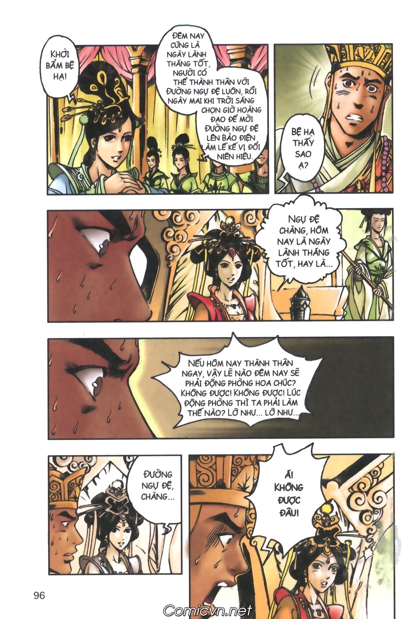 Tây Du Ký màu - Chapter 98 - Pic 26