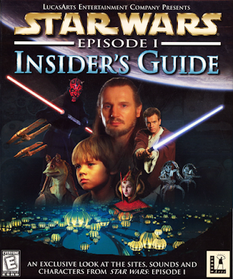 Star Wars Episode 1 Insiders Guide