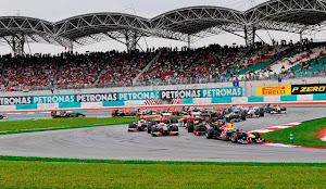 Formula One Malaysian Grand Prix