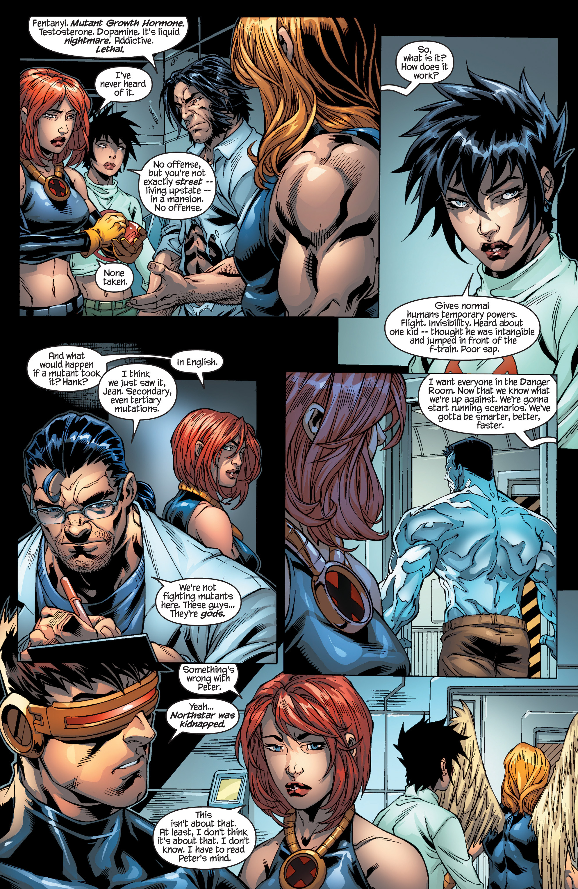Read online Ultimate X-Men comic -  Issue #94 - 15