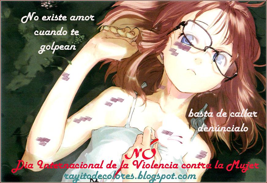 no violencia contra la mujer