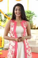 Aishwarya Lekshmi looks stunning in sleeveless deep neck gown with transparent Ethnic jacket ~  Exclusive Celebrities Galleries 046.JPG