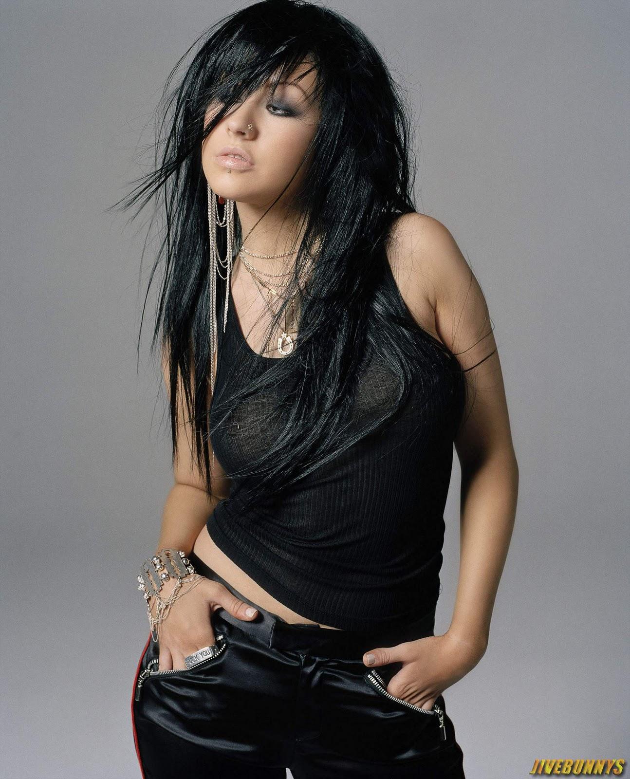 Christina cum fantasy aguilera valuable message