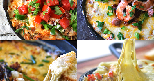 9 Easy Dips You'll Absolutely Want to Make