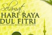 Pemerintah Tetapkan Idul Fitri 1439 H, Besok Jumat 15 Juni 2018