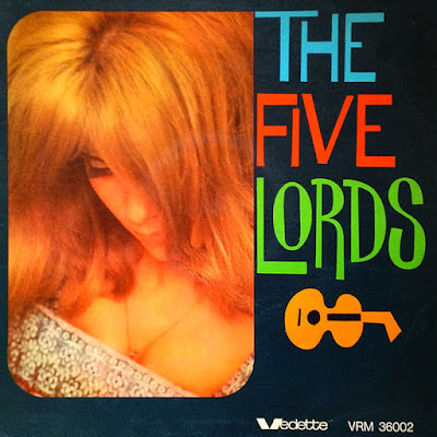 The Five Lords - The Five Lords (1964-1966)