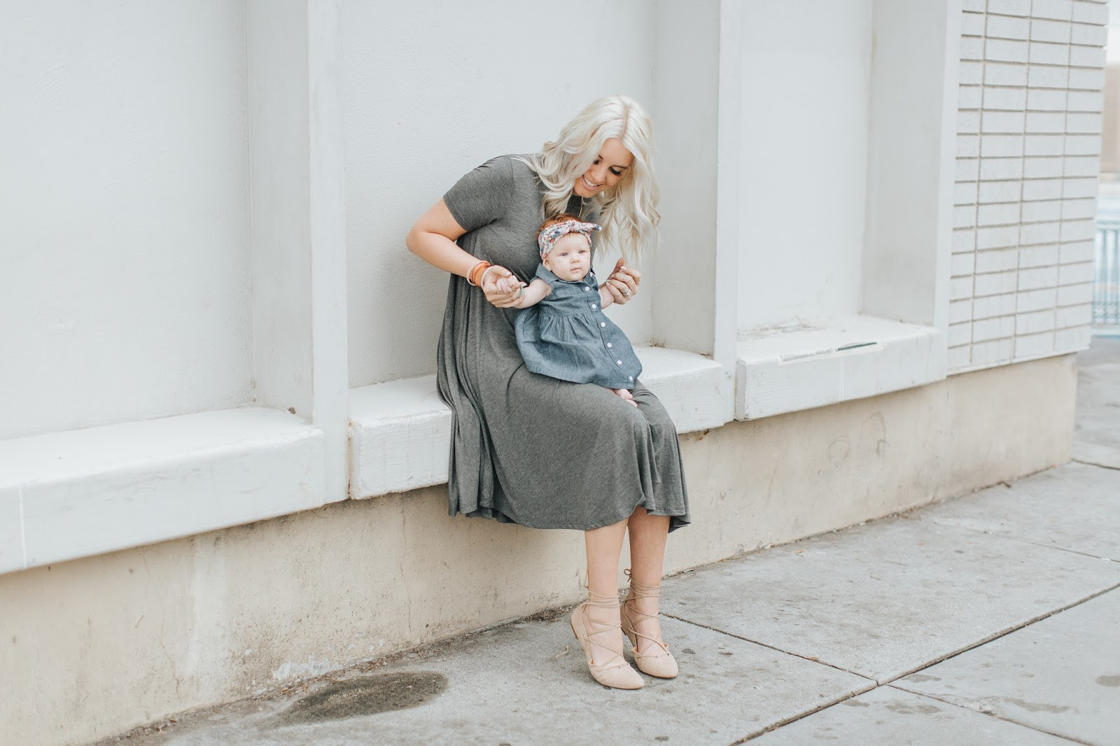 Mommy and Me Outfits, Color By Amber, Spring Outfits