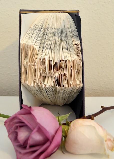 Book Art, Book Origami