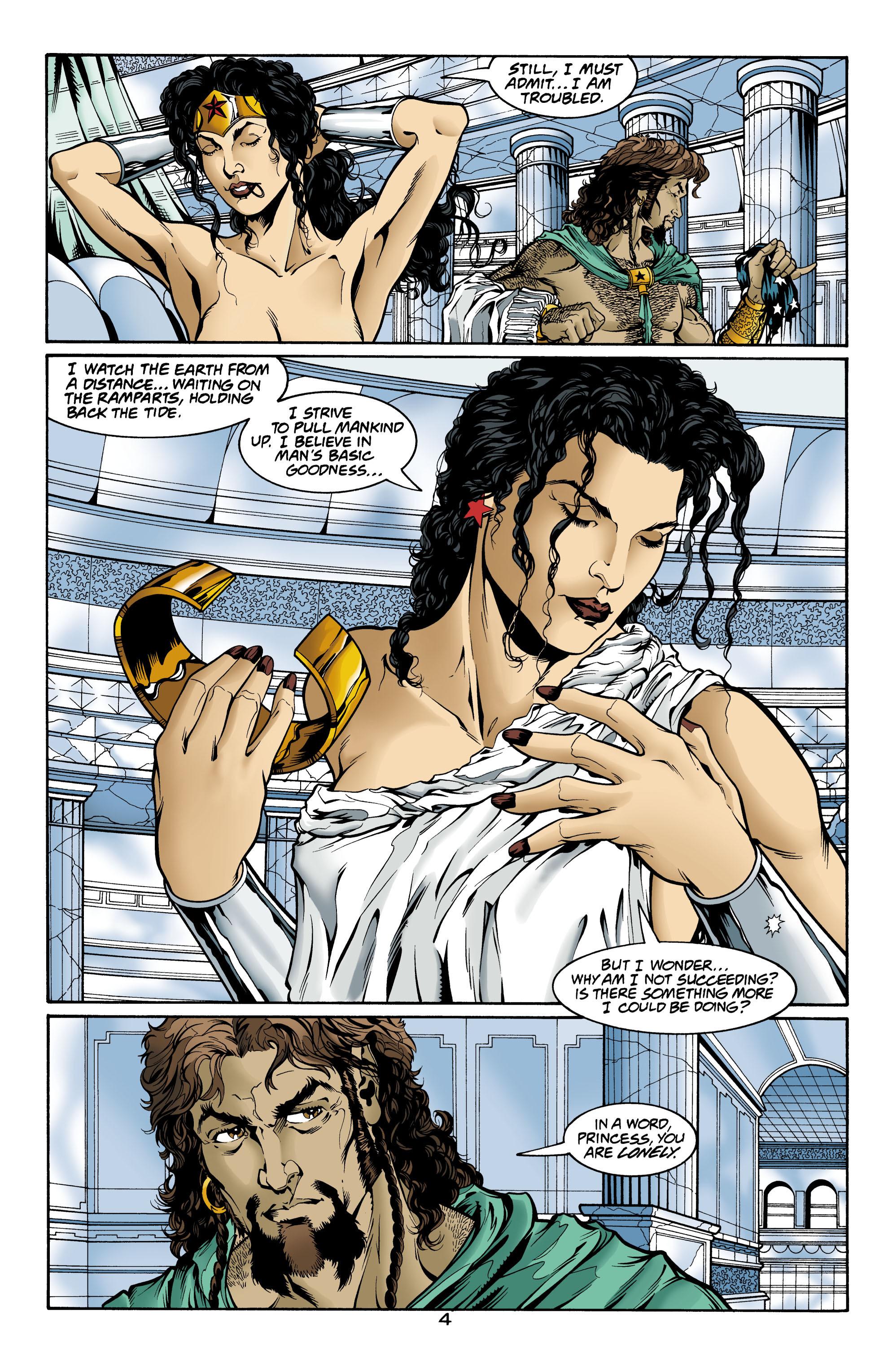 Read online Wonder Woman (1987) comic -  Issue #156 - 5