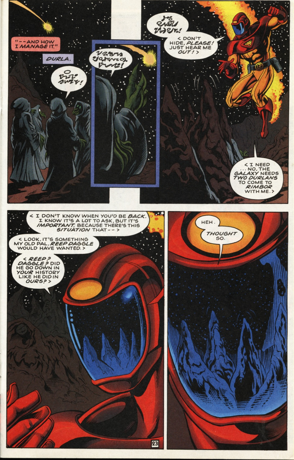 Legion of Super-Heroes (1989) _Annual_7 Page 24