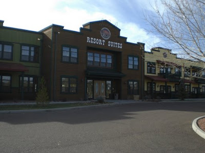 Bison Ranch Resort Suites