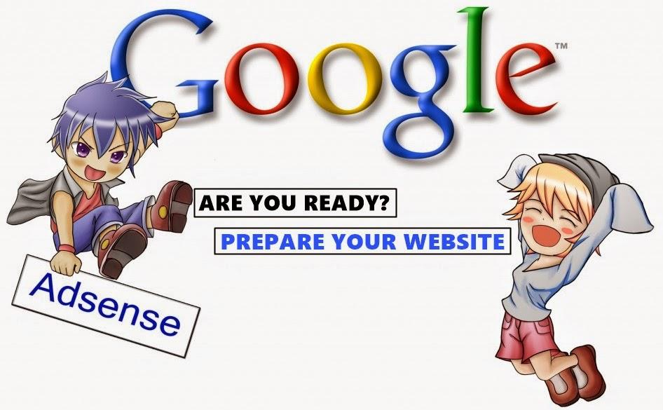 Tips Membangun Website Google Adsense