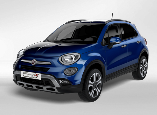 fiat 500x cross 2018 couleurs colors. Black Bedroom Furniture Sets. Home Design Ideas