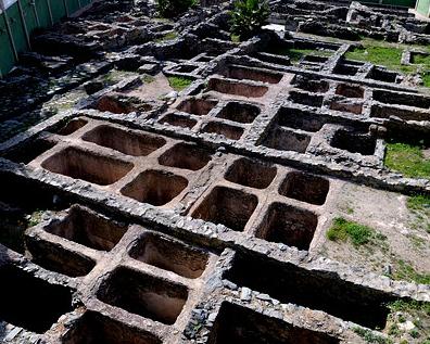 Il giardino delle naiadi allevare pesci nell 39 antica roma for Vasca per stagno