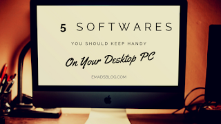 5 software applications you should install on your Laptop or Desktop PC