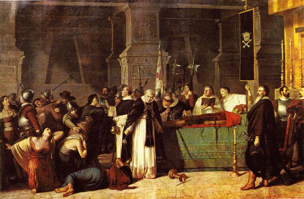 Resultado de imagem para Conflitos entre europeus e indígenas na América colonial