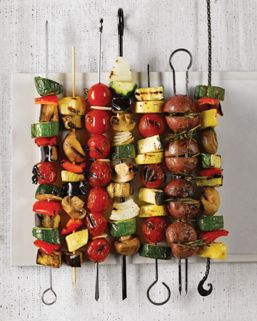 These fresh kabobs are the perfect summer recipe.