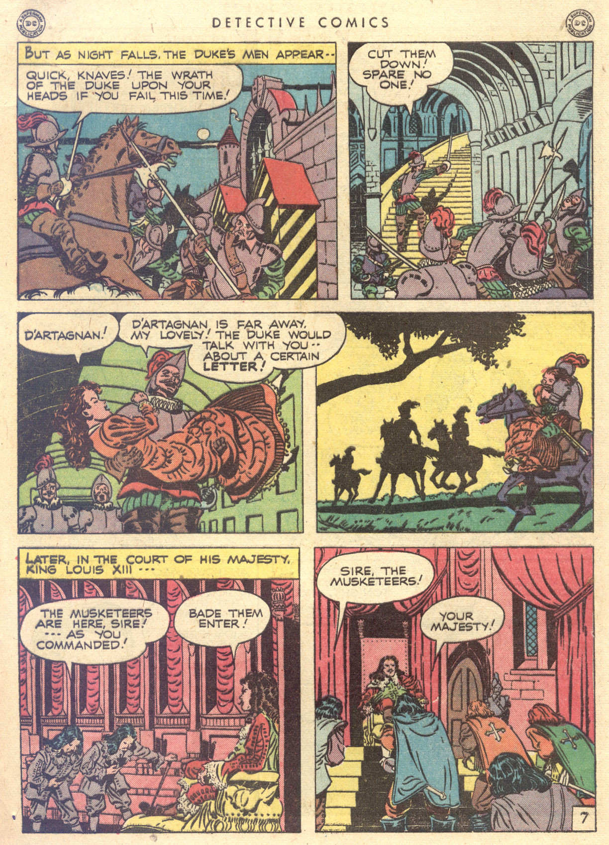Read online Detective Comics (1937) comic -  Issue #122 - 43