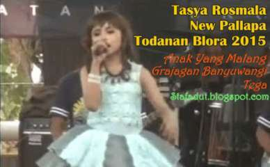Download Tasya Rosmala New Pallapa live Todanan Blora