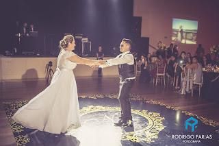 dança doa noivos , casamento , rodrigo farias
