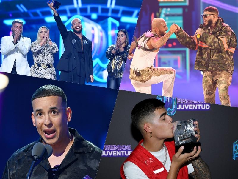 Premios Juventud 2019: Lista completa de ganadores