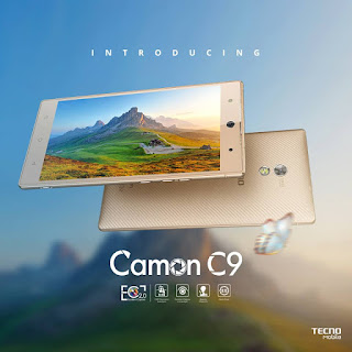 Tecno Camon C9 full specifications