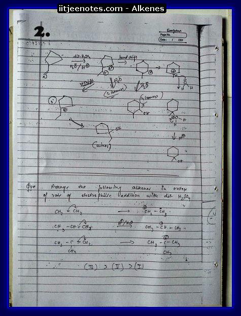 Alkenes2