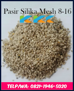 Pasir Silika Mesh 8-16