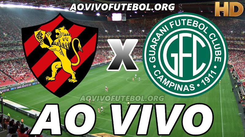 Assistir Sport vs Guarani Ao Vivo HD