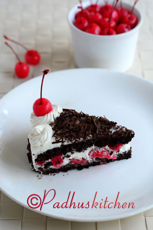 Black Forest Cake Recipe Easy Black Forest Cake From