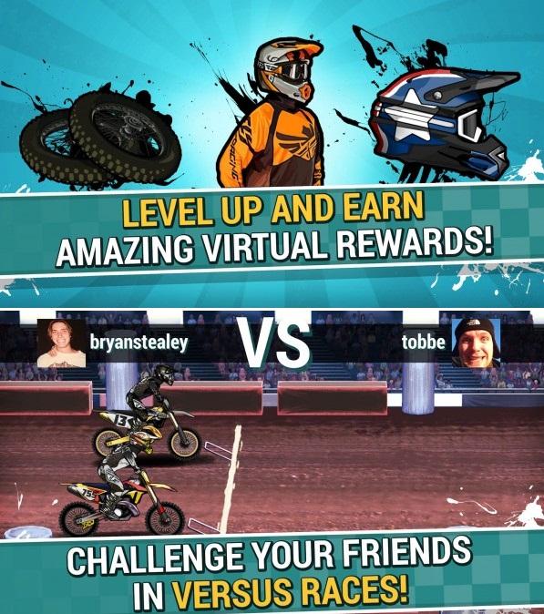 Mad Skills Motocross 2 Apk v2.3.1 Mod (Unlocked)