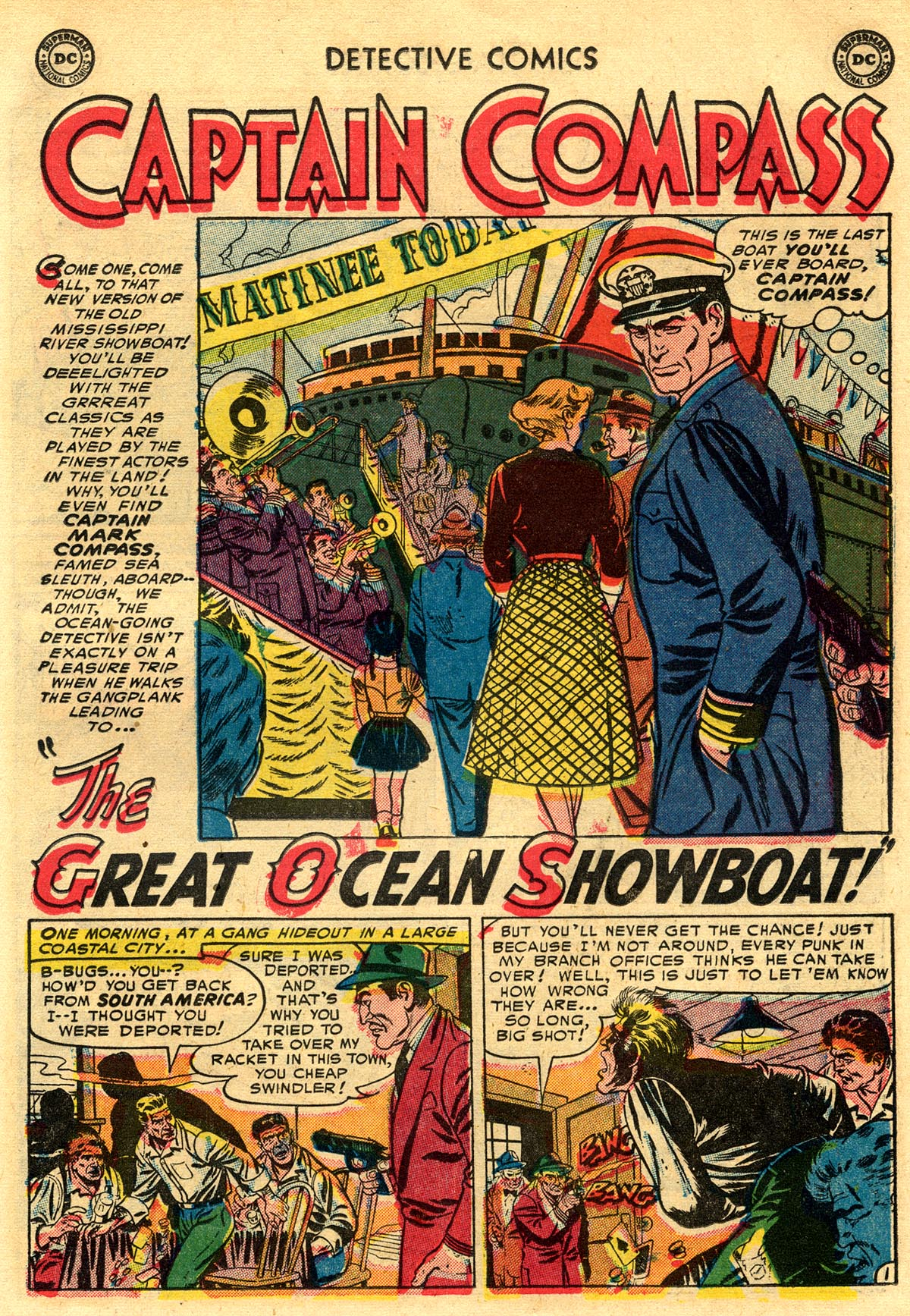 Read online Detective Comics (1937) comic -  Issue #203 - 25