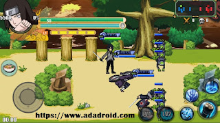 Download Naruto Senki Mod v1 by Faisal Apk Android