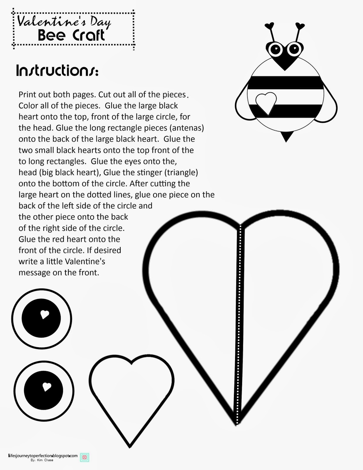 Life S Journey To Perfection Fun Valentine S Day Theme