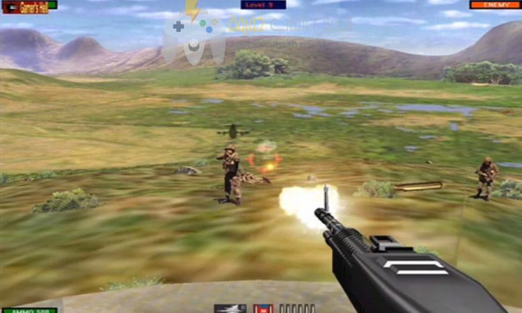 تحميل لعبة حرب الشاطئ Beach Head 2002 للكمبيوتر