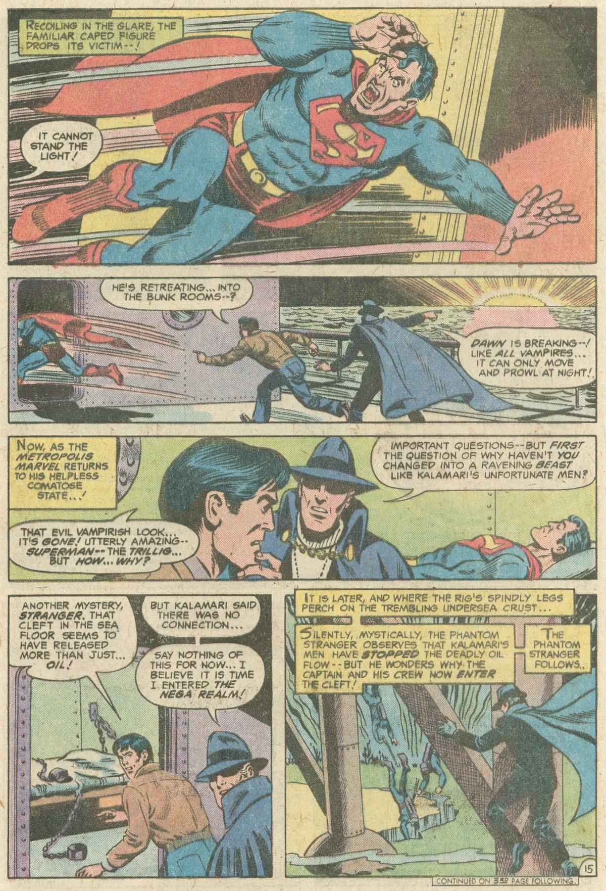 Read online World's Finest Comics comic -  Issue #249 - 16