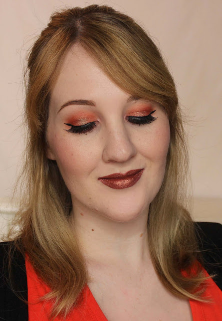 Notoriously Morbid Spring-heeled Jack, Visions makeup look