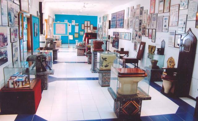 Museo internacional de baños e inodoros, Nueva Delhi en la India. Los museos más raros y extraños del mundo