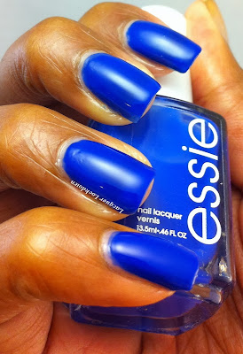 Lacquer Lockdown, Essie, jelly nail polish, jelly nails, Essie Bouncier It's Me, nails, nail polish
