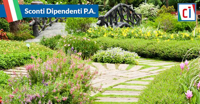 sconto progettazione giardini architetto genova