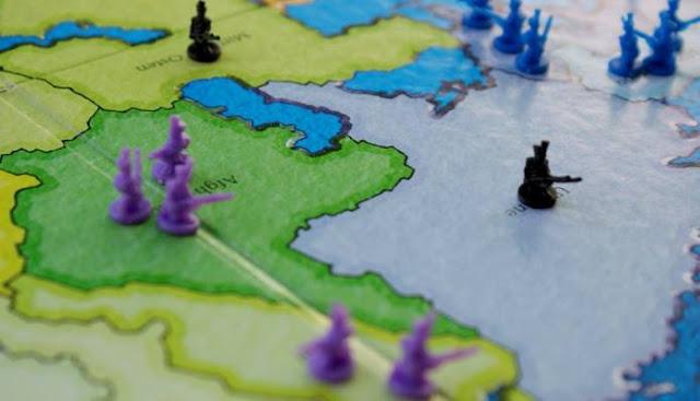 ΗΠΑ – Ρωσία: Έρχεται σύγκρουση στην Ανατολική Μεσόγειο – Ο Ρόλος της Ελλάδας