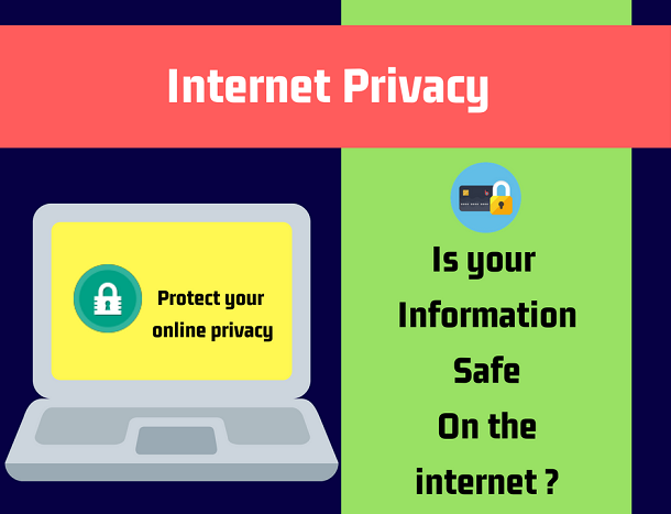 What you should know about Personal Privacy on the Internet