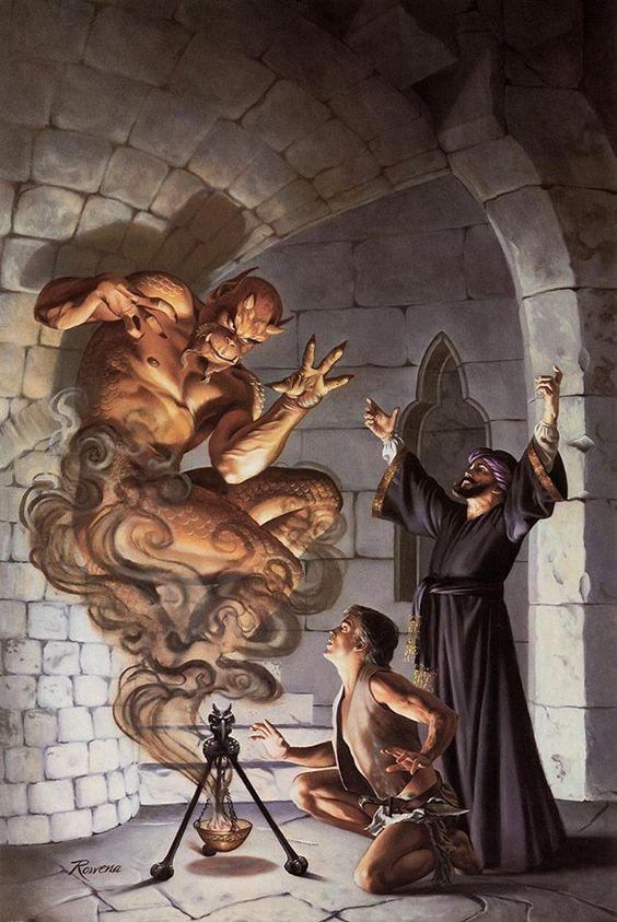Las Escuelas de Magia de Dungeons & Dragons - Conjurador