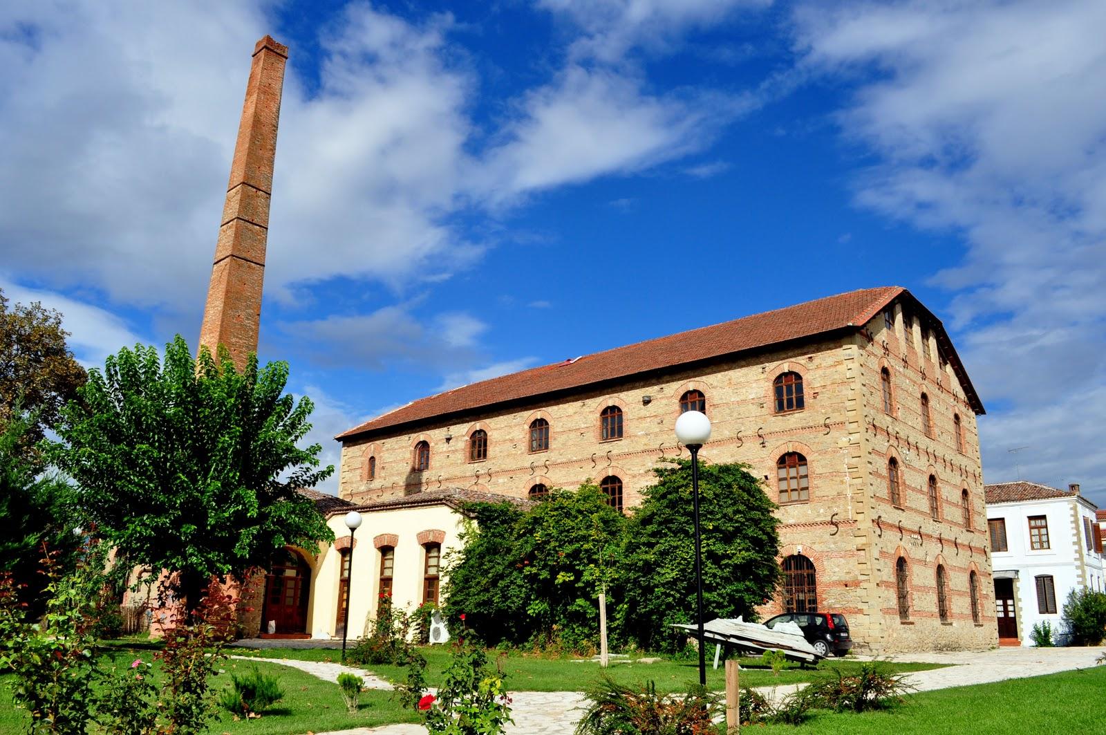 Εγκαινιάζεται επισήμως ο Μύλος Ματσόπουλου στα Τρίκαλα ως Βιομηχανικό Μουσείο