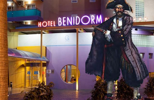 Hoteleros españoles en pie de guerra
