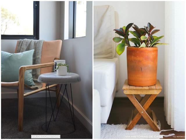 mesa sala pequena